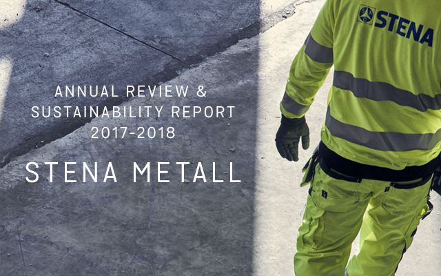 Annual Review & Sustainability Report 17-18